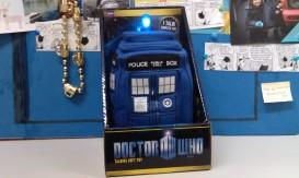 My squeezable TARDIS