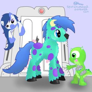 monsters and mlp