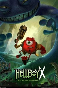 monsters inc and hellboy