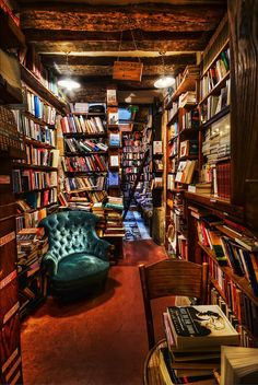 best book place to be